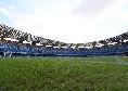 UFFICIALE - Via libera del Governo, da domani stadi aperti a mille tifosi in Serie A! Napoli-Genoa vedrà un San Paolo parzialmente ripopolato