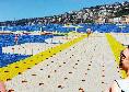 """""""Isoliamoci... a Mappatella Beach"""", il progetto sociale creato da due architetti partenopei: isola sicura che consegna il mare ai napoletani"""