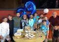 Insigne festeggia il compleanno in famiglia: ecco il capitano azzurro al momento del taglio della torta [FOTO]