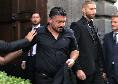 Lutto Gattuso, rientro in città emozionante: gesto da pelle d'oca dei vicini di casa a Marechiaro