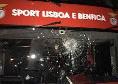 Portogallo sotto choc: assalto al pullman del Benfica di Vinicius, due feriti