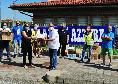 Milano, i tifosi del Club Napoli Milano Azzurra donano pacchi alimentari alle famiglie bisognose [FOTO]