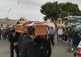 Funerale sorella Gattuso, il mister Ssc Napoli saluta per l'ultima volta la sorella Francesca [FOTO]