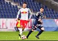 Salisburgo-Lask 2-0: assist e goal per l'obiettivo del Napoli, Szoboszlai