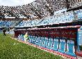 Napoli-Genoa, aperte tribuna Posillipo e Nisida! Repubblica: il Napoli non metterà in vendita i biglietti, disporrà di alcuni inviti