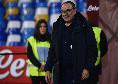 Gazzetta sull'ipotesi Sarri: parlare di nomi altisonanti diventa fuorviante, il nuovo allenatore dovrà rientrare in un certo budget