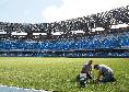 Le Regioni chiedono al governo l'accesso agli stadi del 25 per cento degli spettatori con mascherine