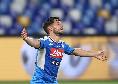 Genoa-Napoli, le statistiche alla fine del primo tempo: azzurri padroni del campo, 72% di possesso palla