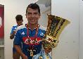 Lozano-Napoli, possibile dietrofront del club! Ora può restare in caso di finale positivo