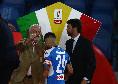 CorSport - De Laurentiis per la prima volta dopo anni non si sente il primo alle spalle della Juventus, e sulla panchina...