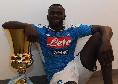 """Koulibaly: """"Sarei pronto a chiudere la carriera a Napoli, ma non voglio illudere nessuno: dipende anche da ADL. Al Camp Nou per vincere, ecco cosa ho detto a Osimhen"""""""
