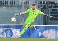 Sky - Napoli, Nikita Contini potrebbe tornare in azzurro come terzo portiere!