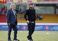 """Benevento, Foggia: """"Napoli? Ce la giocheremo, non faremo barricate. Gattuso e la società hanno fatto un lavoro eccellente"""""""