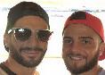 """Insigne, il fratello Antonio: """"Il Derby col Benevento? In famiglia tifiamo Napoli, ma dall'altra parte ci sarà Roberto! Mamma è la più 'combattuta'"""""""