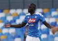 """A Bergamo nel calcio post-Covid, il messaggio di Koulibaly: """"Rispetto e commozione"""""""