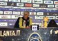 """Atalanta, Gasperini: """"Napoli fuori a testa alta, grandissima prestazione con il Barcellona"""""""