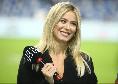 """Diletta Leotta: """"Atalanta-Napoli con pochi gol. Allo stadio mi mancano tanto i tifosi e quei cori per me"""""""