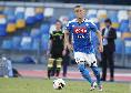Doppio cambio per il Napoli: dentro Lobotka e Lozano