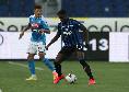 Atalanta-Napoli finisce 2-0, per gli azzurri Bergamo è amara