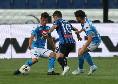 Gazzetta - Il sogno Champions è svanito! Pasalic e Gosens hanno riportato il Napoli sulla terra