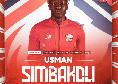UFFICIALE - Il Lille prepara l'addio ad Osimhen: dall'Angers arriva l'attaccante Simbakoli