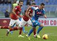 Napoli-Roma, le probabili formazioni: Milik in vantaggio su Mertens, dal 1' si rivede Manolas! Fonseca con Dzeko, Veretout e Mancini titolari