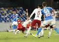Milik, che guizzo! Il polacco colpisce la traversa di testa: gli azzurri meriterebbero il vantaggio
