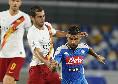 Pareggio immediato della Roma: Mkhitaryan fa 1-1 dal limite dell'area