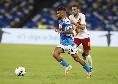 Insigne 5 volte in goal nelle ultime 6 partite contro la Roma