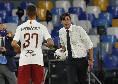 """Roma, Fonseca: """"Domani gioca Dzeko, non ha senso parlare di Milik ora. Il centravanti lo vediamo lunedì"""""""