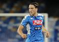 """Zielinski annuncia: """"A giorni l'annuncio del rinnovo! A Napoli sto bene, puntiamo allo scudetto"""""""