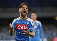 Napoli vicino al gol: Perin si supera su Mertens!