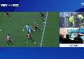 Napoli in vantaggio con Elmas, ma gol annullato: Manolas l'ha toccata con una mano