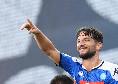 """De Napoli: """"Mertens è uno scugnizzo, si vede che gioca sereno in una città che gli piace molto! Gattuso? Gli farei un contratto lungo"""""""