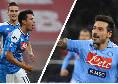 A Napoli fai un goal a Genova e sei subito Lavezzi...