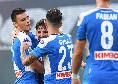 Pericolo giallo contro il Milan: tre azzurri rischiano di saltare la trasferta a Bologna