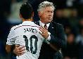 """Ancelotti ci riprova: """"James Rodriguez? E' un calciatore che mi piace davvero..."""""""