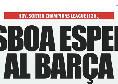 """Mundo Deportivo: """"Lisbona aspetta il Barcellona"""". Il corrispondente della Gazzetta: """"Che Gattuso lo attacchi nello spogliatoio del Napoli"""""""