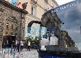 Ritiro Napoli, cambia di nuovo la location della vigilia: il programma di azzurri e giallorossi [ESCLUSIVA]
