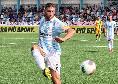 Juve Stabia-Virtus Entella: ematoma alla testa per Coppolaro, prognosi di 7 giorni per il giocatore