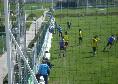Parma, il report: lavoro differenziato per cinque giocatori