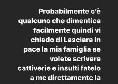 """Lazio, i tifosi insultano la famiglia Immobile sui social. Lo sfogo del bomber: """"Prendetevela con me e non con loro!"""" [FOTO]"""