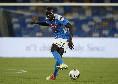 Koulibaly pronto ai saluti, Gazzetta: offerta da 70 milioni del Manchester United, ecco la risposta di De Laurentiis