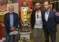 """Bari, De Laurentiis: """"Abbiamo investito parecchi milioni, vogliamo la Serie B! Vaccinare l'unica soluzione per riportare la gente allo stadio"""""""