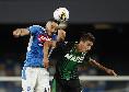 """Manolas: """"Gattuso ti carica come un toro dalla panchina. Ho scelto Napoli per due motivi"""""""