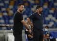 Napoli-Sassuolo, le probabili formazioni di Gazzetta: tre ballottaggi e cinque novità rispetto alla gara di Europa League per Gattuso [GRAFICO]