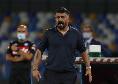 Repubblica - Infortunio Insigne, Gattuso confida nel senso di responsabilità di Insigne: sarebbe un suicidio affrontare il Barcellona con in campo un giocatore non al top