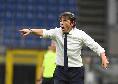 """Inter, Conte: """"Critiche? Si negativizza tutto a prescindere, sono ca**te"""""""