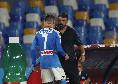 Doppio cambio per Gattuso, in campo Politano e Lozano! Out Callejon e Zielinski