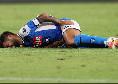 Gazzetta - Fisioterapia ed esercizi in palestra, ecco come Insigne sta cercando di recuperare per il Barcellona